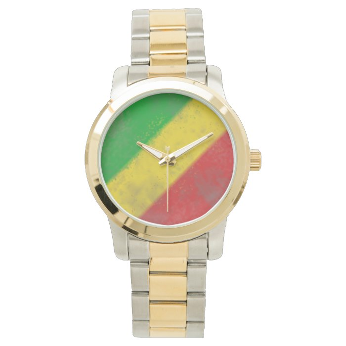 Rasta Wristwatch