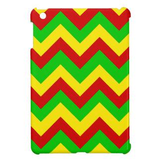 Rasta Zig Zags. iPad Mini Case
