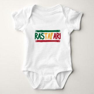 Rastafari Baby Bodysuit