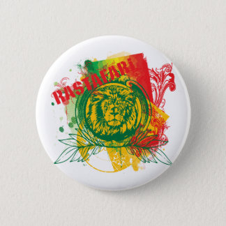 Rastafari Button