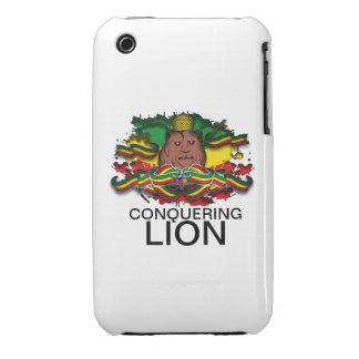 Rastafari Conquering Lion iphone 3G/3GS Case
