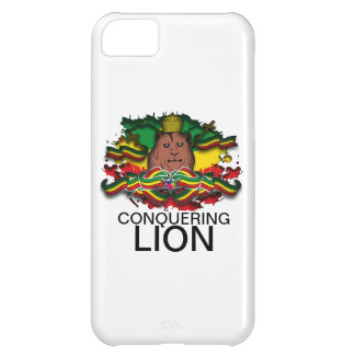 Rastafari Conquering Lion iphone 5 Case