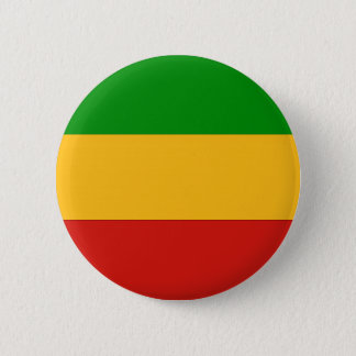 RASTAFARI FLAG COLORS + your ideas Button