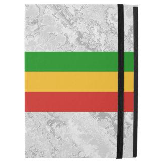 RASTAFARI FLAG COLORS + your ideas iPad Pro Case