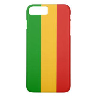 RASTAFARI FLAG COLORS + your ideas iPhone 8 Plus/7 Plus Case