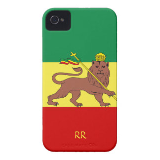 Rastafari Flag of Ethiopia Reggae Blackberry Bold Blackberry Bold Cover