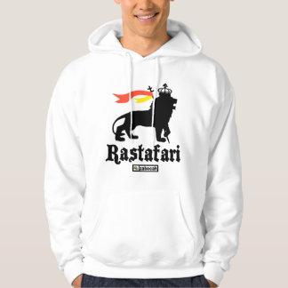 Rastafari Hooded Sweatshirts