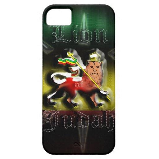 Rastafari Lion of Judah Iphone 5/4GS Case-Mate Cas iPhone 5 Cases