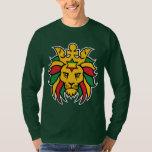 Rastafari Lion of Judah Shirt