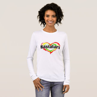 RASTAFARI LOVE LONG SLEEVE T-Shirt