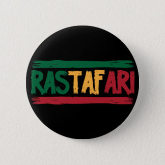 Rastafari Pinback Button