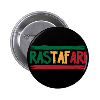 Rastafari Pinback Button