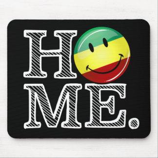 Rastafari Pride Smiling Flag Housewarming Mouse Pad