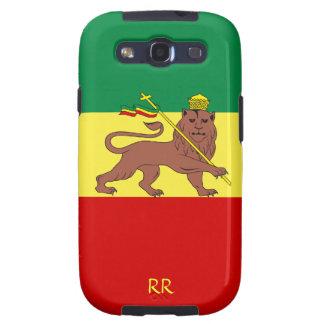 Rastafari Reggae Flag Samsung Galaxy S3 Case