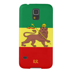Rastafari Reggae Flag Samsung Galaxy S5 Case at Zazzle