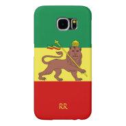 Rastafari Reggae Flag Samsung Galaxy S6 Case Samsung Galaxy S6 Cases at Zazzle