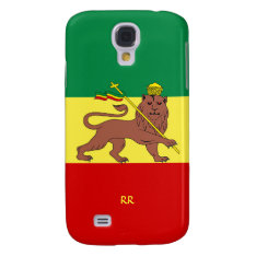 Rastafari Reggae Music Flag Galaxy S4 Galaxy S4 Cover at Zazzle
