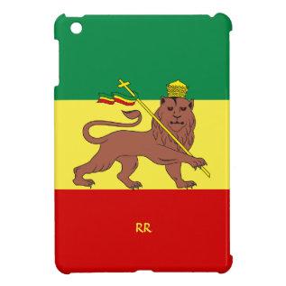 Rastafari Reggae Music Flag Ipad Mini Case at Zazzle