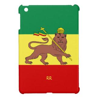 Rastafari Reggae Music Flag iPad Mini Case