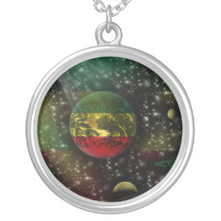 Rastafari World Necklace