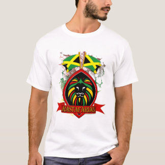 Rastafaria Playera