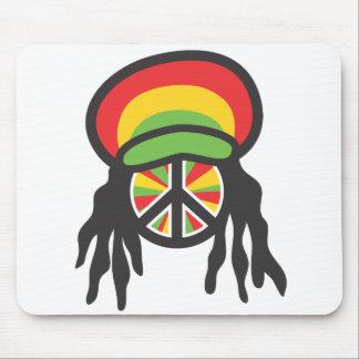 Rastafarian Alfombrillas De Ratones