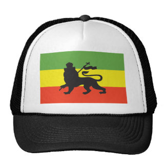 Rastafarian Flag Hat