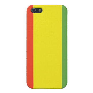 Rastafarian Flag iPhone SE/5/5s Cover