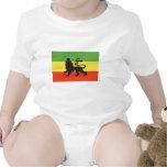 Rastafarian Flag Tees