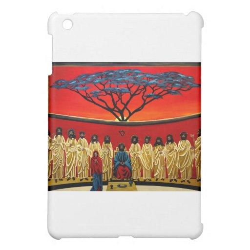 Rastafarian Last Supper Cover For The iPad Mini