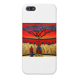 Rastafarian Last Supper iPhone 5 Covers