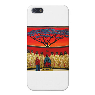 Rastafarian Last Supper iPhone SE/5/5s Cover