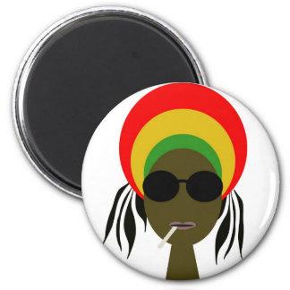 rastafarian magnet