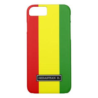 Rastafarian Pride Flag iPhone 7 Case