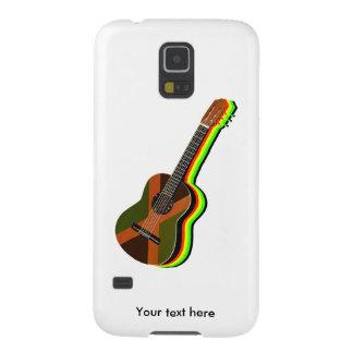 Rastafarian Reggae Guitar Jamaica Galaxy S5 Case