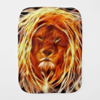 Rastalion Baby Burp Cloth