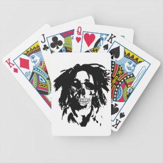 Rastaman Baraja Cartas De Poker