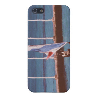 Rastaman in a Sailboat Montego Bay Jamaica Cover For iPhone 5