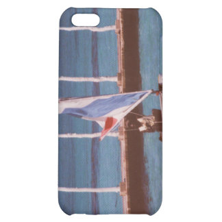 Rastaman in a Sailboat Montego Bay Jamaica Cover For iPhone 5C