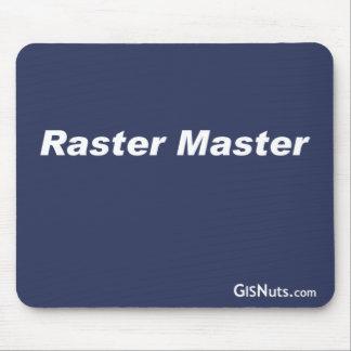 Raster Master Mousepad