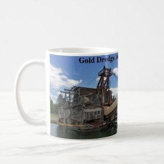 Rastra del oro, acémila Oregon Taza De Café