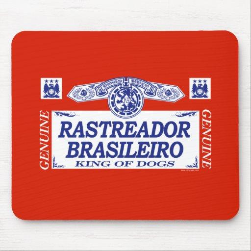 Rastreador Brasileiro Mouse Pad | Zazzle