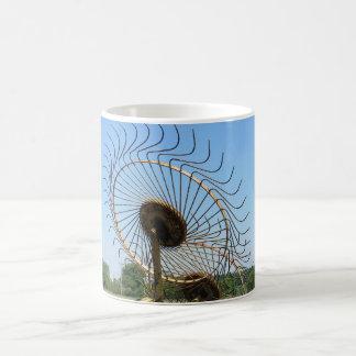 Rastrillo de heno taza clásica