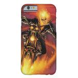 Rastro ardiente de Ghost Rider Funda De iPhone 6 Barely There