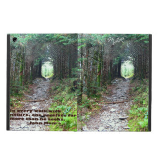 Rastro de la cueva del alumbre: Cada paseo… J Muir