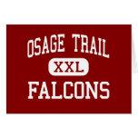 Rastro de Osage - Falcons - centro - independencia Felicitacion