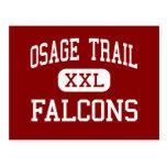 Rastro de Osage - Falcons - centro - independencia Postal
