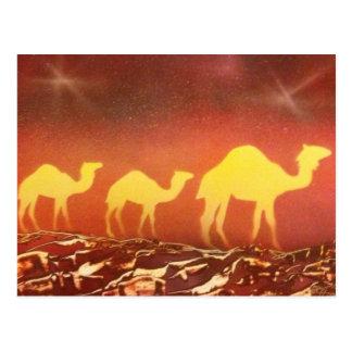 Rastro del camello postal