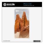 Rastro del lazo de Navajo, barranco de Bryce iPhone 4S Skin