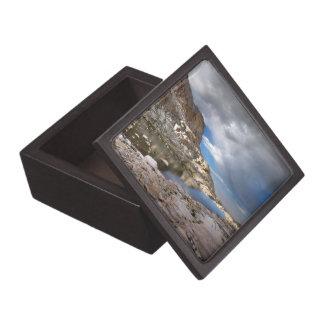 Rastro del Mt Whitney - trono de Wotans sobre camp Cajas De Regalo De Calidad